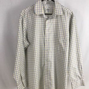Paul Fredrick Button Down Dress Shirt